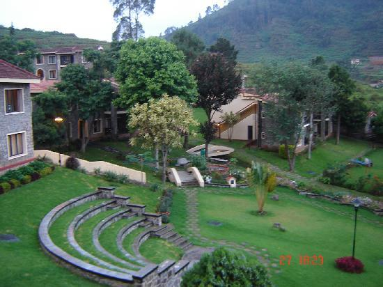 Hill Country Kodaikanal: The landscaping is nice