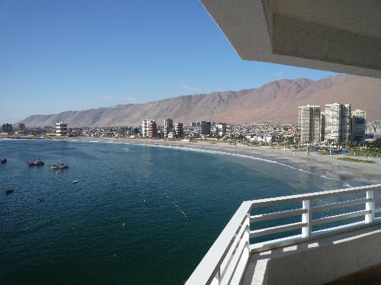 Hotel Terrado Suites : View from Hotel