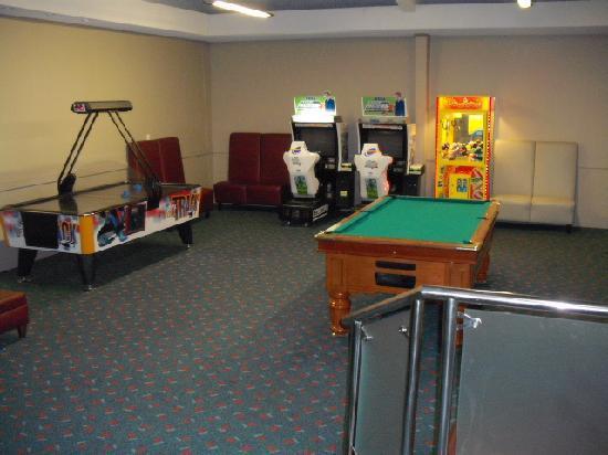 Copthorne Hotel & Resort Solway Park, Wairarapa: Games Room