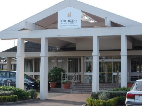 Copthorne Hotel & Resort Solway Park, Wairarapa: Front Entrance