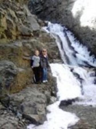 Durango, CO: Don't fall, don't fall!!!!
