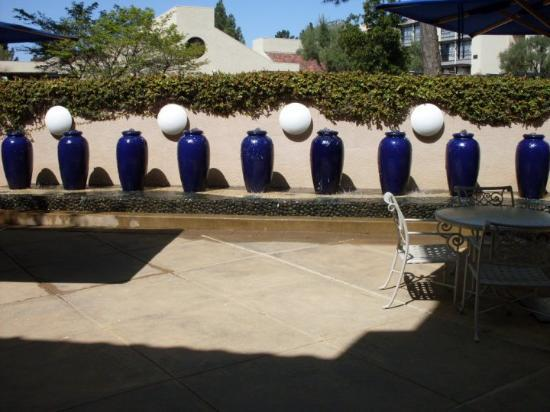 The Westin Palo Alto : Hotel fountains