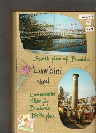 birth place of Budah - Lumbini