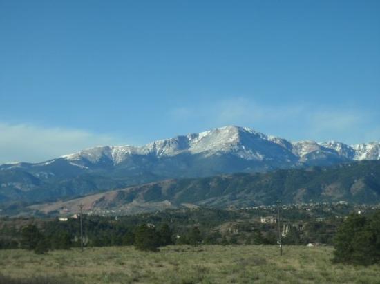 Pikes Peak: Oh yea, I took that.