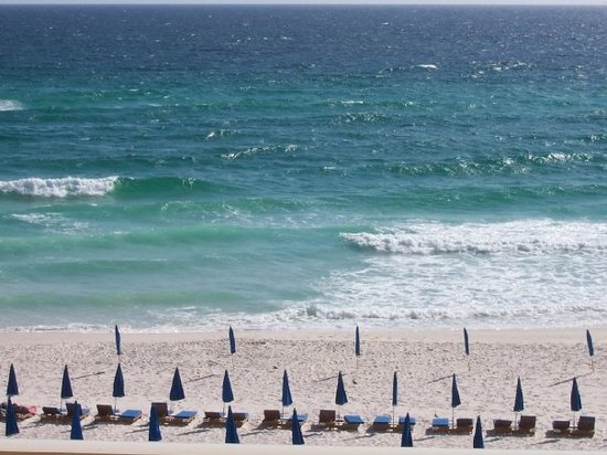 Beach at Panama City