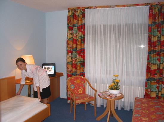 Hotel zur Mühle Bad Brückenau: Einzelzimmer