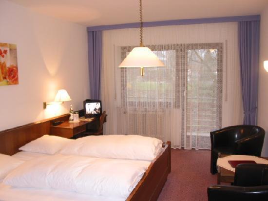 Hotel zur Mühle Bad Brückenau: Doppelzimmer