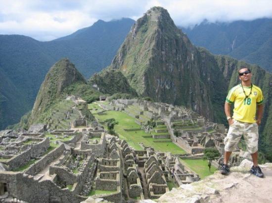The Ruins of Intipata: Machu Picchu - Peru