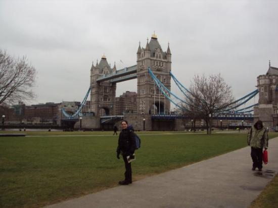 Bilde fra Tower Bridge