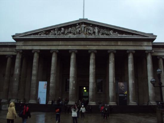 Britisk Museum: THE BRITISH MUSEUM!!! lo maximo!!! fue como viajar a Egipto...
