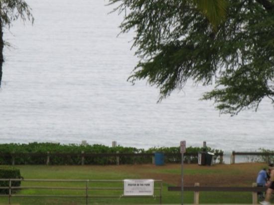 Kihei, HI: Beach across from the condo