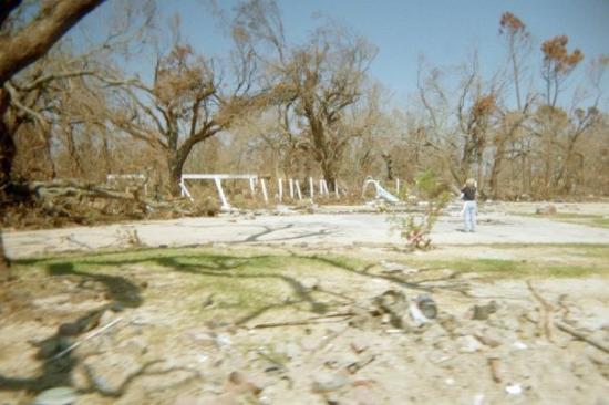 Hattiesburg, MS: Ocean front property.