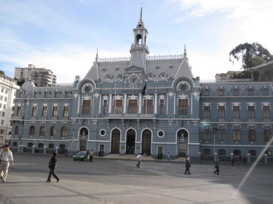 Bilde fra Valparaiso
