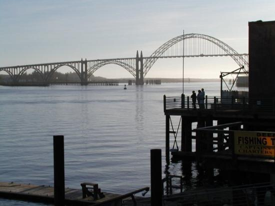 Φλόρενς, Όρεγκον: they have the greatest bridges in Oregon