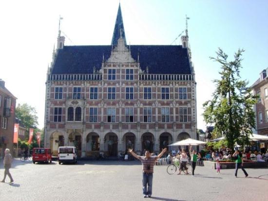 @ Bocholt City Hall, Germany