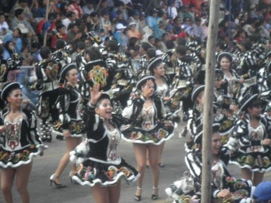 Oruro, Boliwia: EAA EAAA