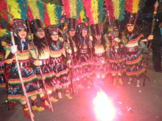 Oruro, Bolivya: POSEN POSEN