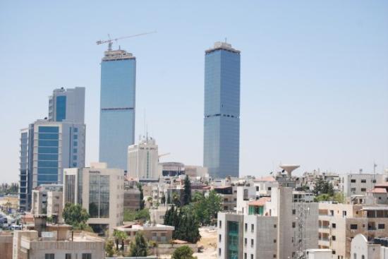 Amman Jordan Quot Jordan Towers Quot Under Construction Picture Of Amman Amman Governorate Tripadvisor