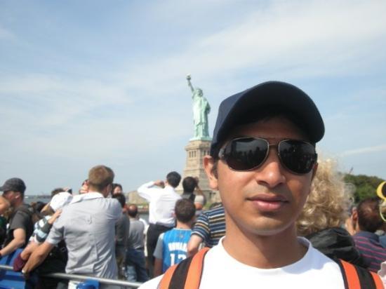Bilde fra Statue of Liberty