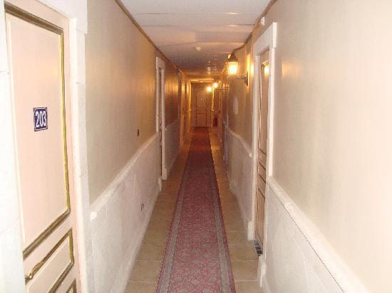 Hotel Artéa : The corridor