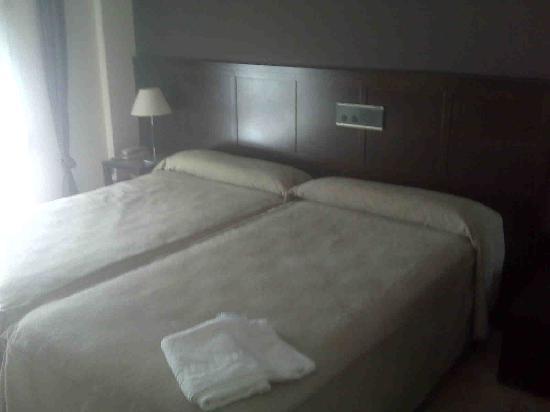 Utrillas, Spain: Hotel muy acogedor y buen trato.