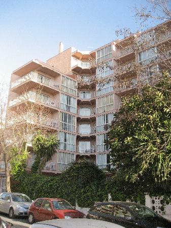 El Velero Apartments: Apartamentos El Velero