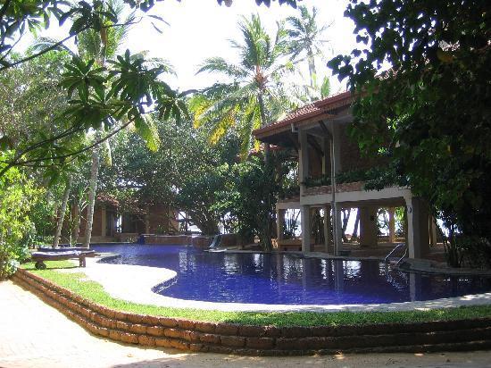 Barberyn Reef Ayurveda Resort: Pool