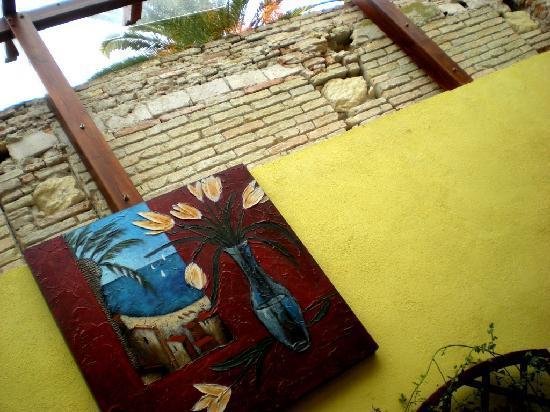 Via Garibaldi 120 Charming BB : terrace