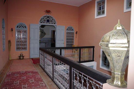 Riad Anne de Meknes: Etage