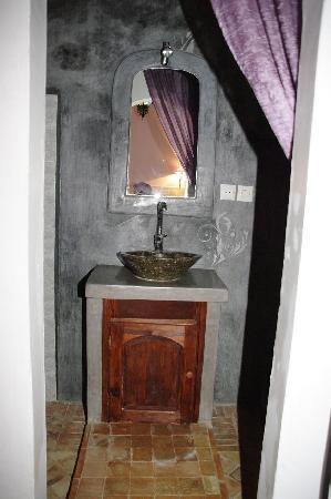 Riad Anne de Meknes: Salle de bain