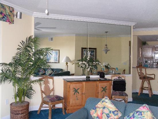 Cypress Pointe Resort: 3 bed apt.