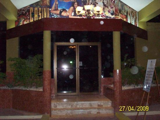 Hotel Guarocuya: casino