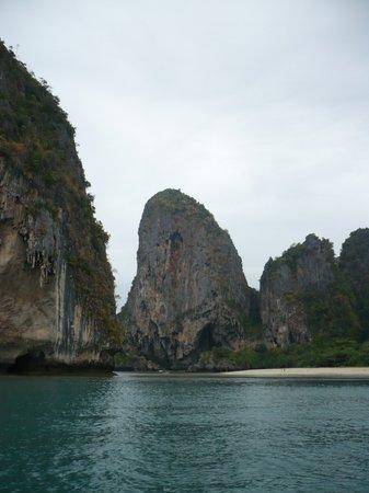 Sunda Resort: le rocce di Krabi