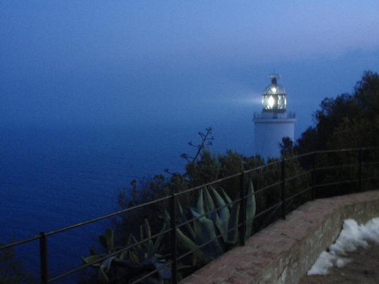 Hotel El Far de Sant Sebastia: El Faro