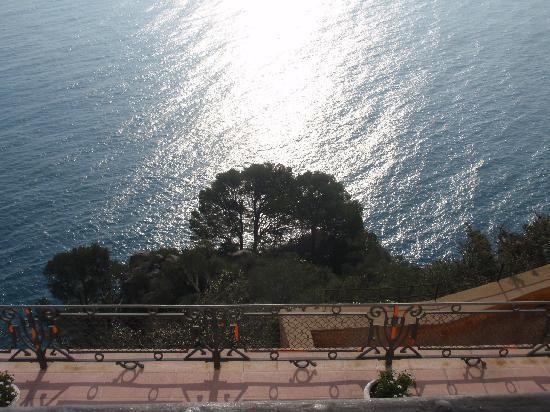 Hotel El Far de Sant Sebastia: Desde la habitacion