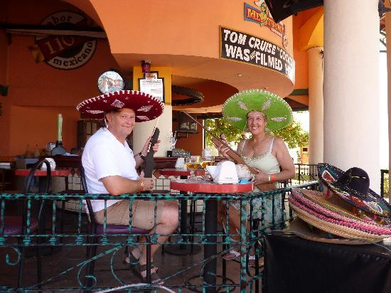 Crown Paradise Club Cancun: TEQUILA