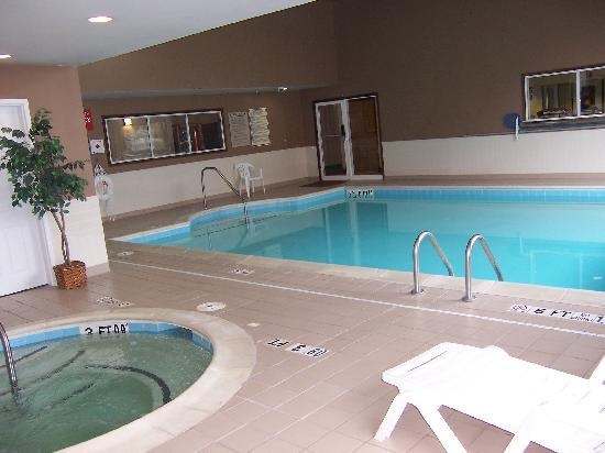Holiday Inn Express Alpharetta-Roswell: INDOOR POOL/SPA