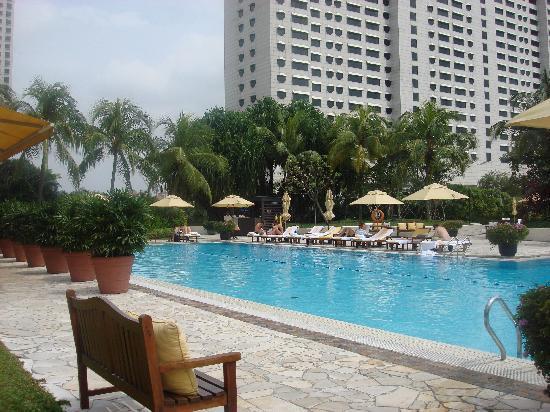 Mandarin Oriental, Singapore: La PIscine