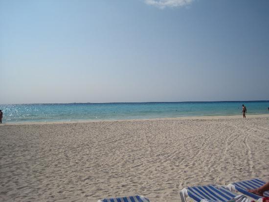 Allegro Playacar: Beautiful beach