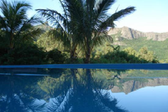 Mon Choix Ecolodge : Pool