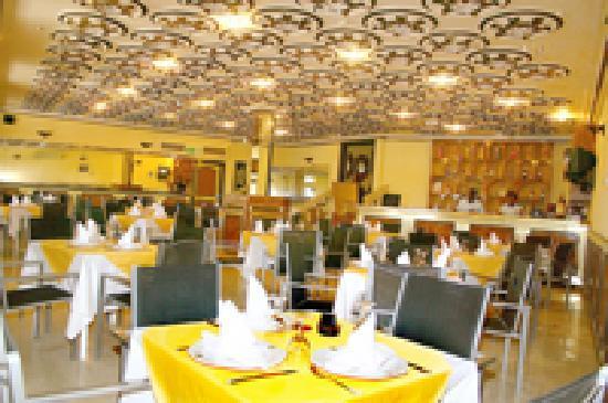 Hotel Nouvelle Pergola: Restaurant LE BELIER