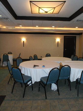 """DoubleTree Resort by Hilton Hollywood Beach: Conference Room where our luggage was """"stored"""""""