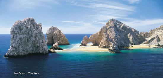 Marina Sol Resort: Cabos Famous Rock Formation