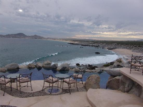 Marina Sol Resort: The veiw from Breakfast