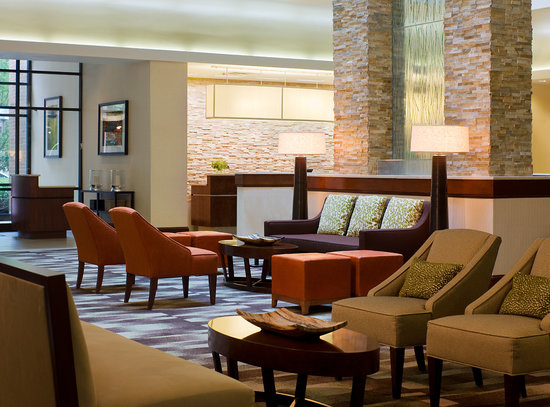Sheraton Columbia Town Center Hotel: Lobby
