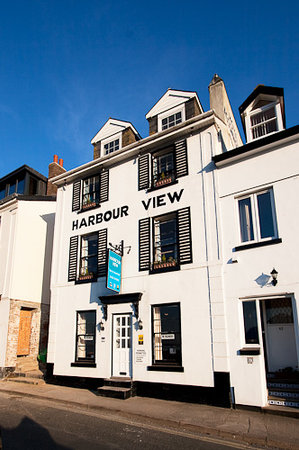 Exterior of Harbour View - March 2010