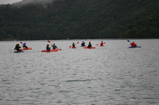 The Island Experience: cayaking