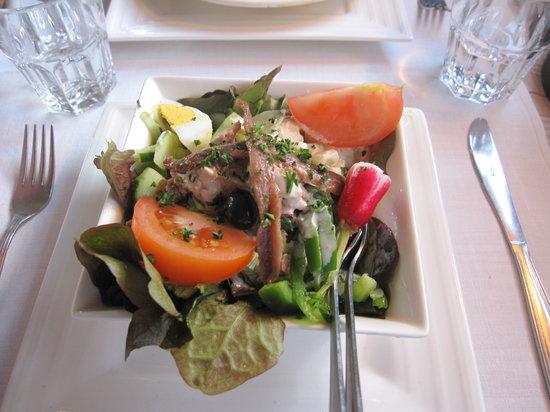 La Reserve: Salad Nicoise