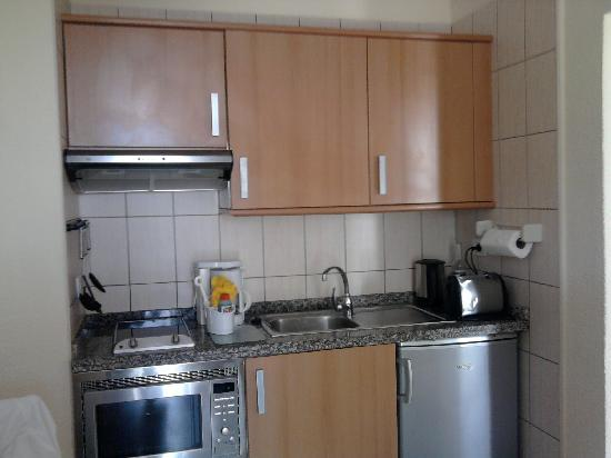 Palm Beach Tenerife: Kitchen Facilities