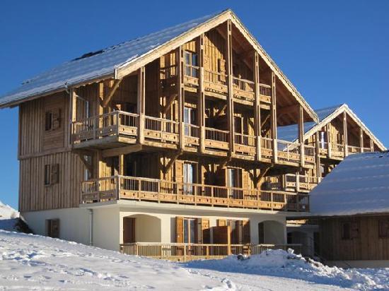Residence NEMEA Les Chalets des Cimes: Le châlet